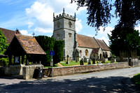 Churches of The Wylye Valley