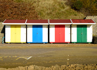Bournemouth Beach Huts